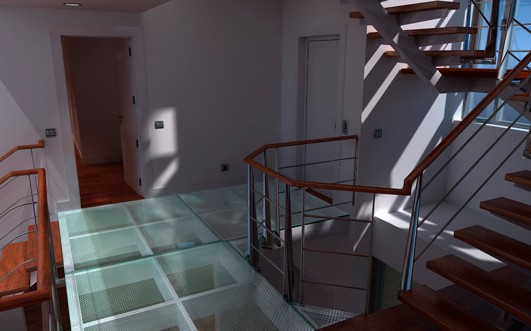 Lerez Project / 3D Modeling & rendering / Ymas Vince Madrid / second floor