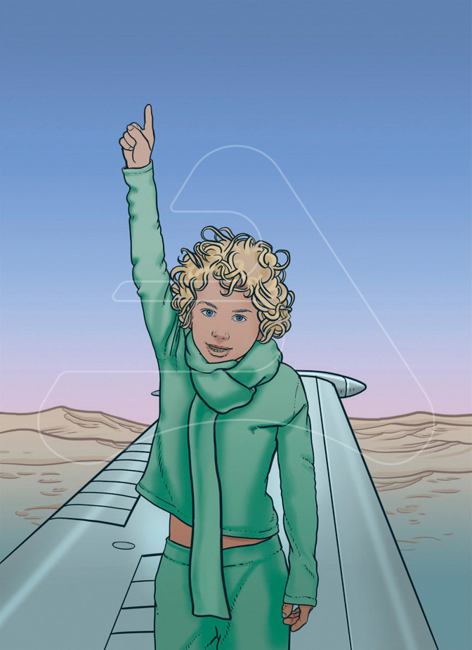 The Little Prince / Origo / Copec / His Planet