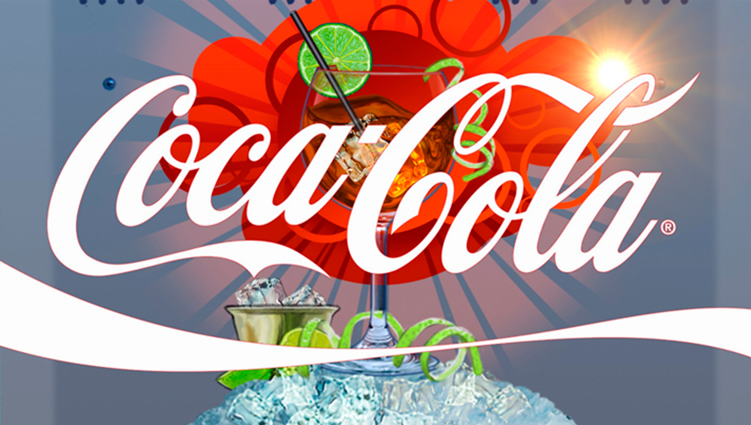 Coca-cola / Cheil Spain / I-real studios - 08/08